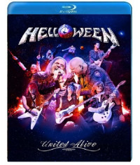Helloween - United Alive [2 Blu-ray]