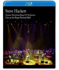 Steve Hackett - Genesis Revisited Band and Orchestra Live at the Royal Festival Hall [Blu-ray]