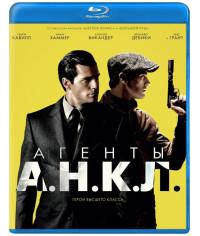 Агенты А.Н.К.Л. [Blu-ray]