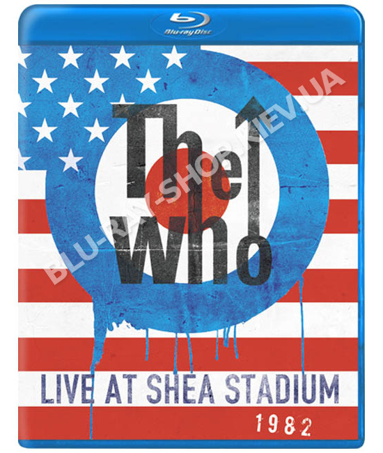 The Who - Live At Shea Stadium 1982 [Blu-ray]