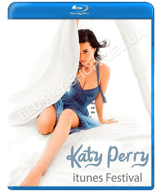 Katy Perry: iTunes Festival 2013 [Blu-ray]