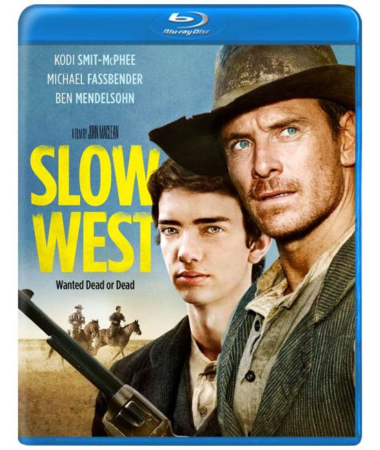 Медленный Запад [Blu-ray]