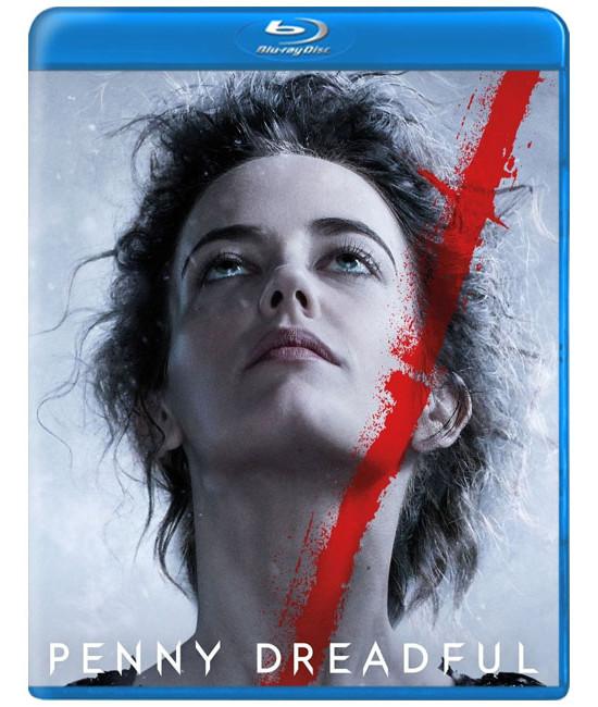 Страшные сказки (1-2 сезон) [3 Blu-ray]