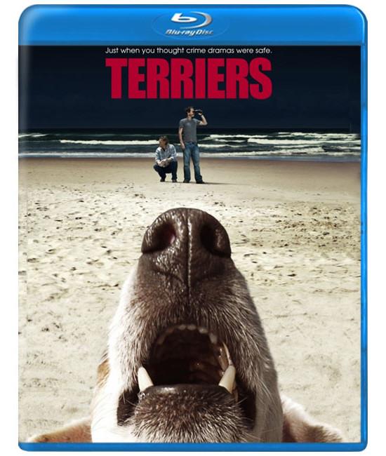 Терьеры (1 сезон) [2 Blu-ray]