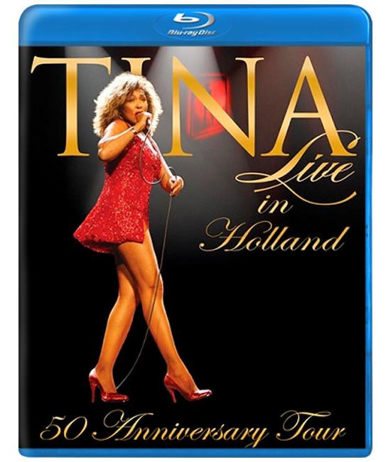 Tina Turner: 50 Anniversary Tour [Blu-ray]