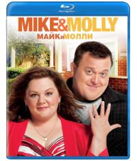 Майк и Молли (1-6 сезоны) [6 Blu-ray]