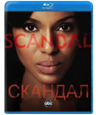 Скандал (1-6 сезоны) [6 Blu-ray]