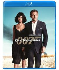 007 Квант милосердия [Blu-Ray]