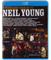 Various Artists - A MusiCares Tribute to Neil Young [Blu-Ray]