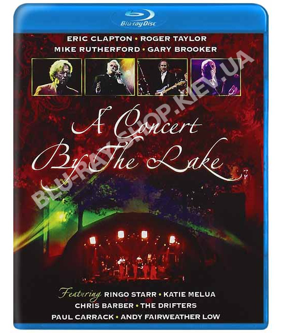 Various Artists - A Concert by the Lake [Blu-Ray]