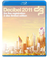 Decibel Outdoor - The Live Registration [Blu-ray]