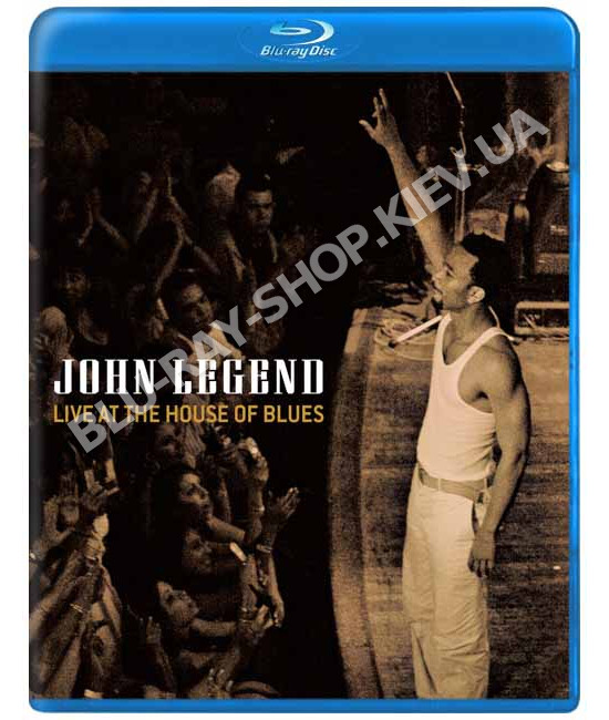 John Legend: Live at the House of Blues [Blu-Ray]