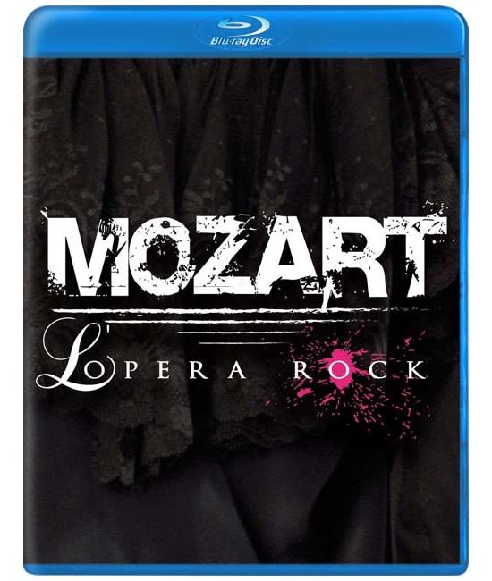 Mozart, l Opera rock [Blu-Ray]