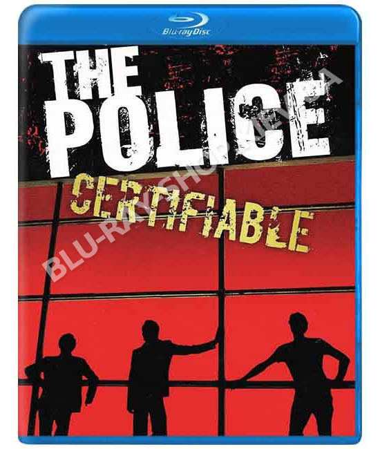 The Police - Certifiable [Blu-Ray]