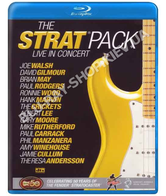 The Strat Pack: Live In Concert 2005 [Blu-Ray]