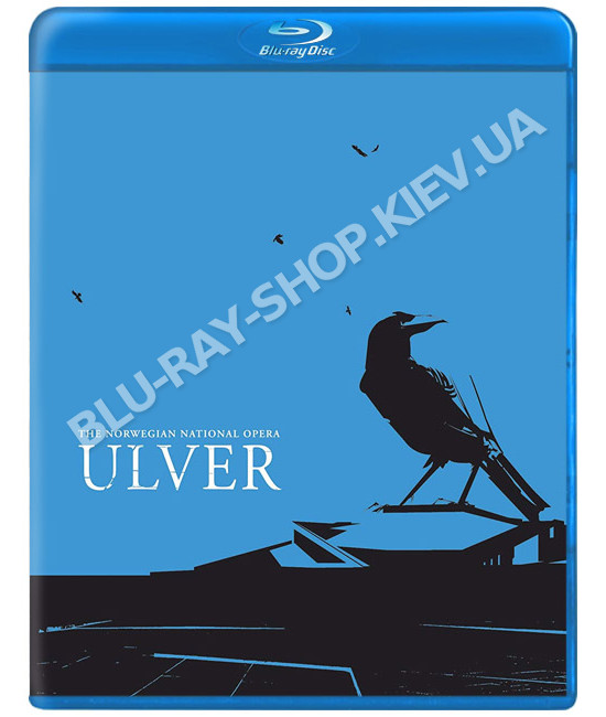 Ulver - Live In Concert: The Norwegian National Opera [Blu-Ray]