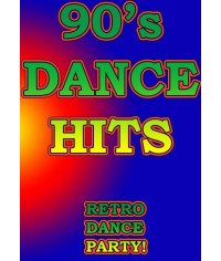 Dance Hits 90's: Retro Dance Party (Vol.1-9) / 1990-2013 [9 DVD]