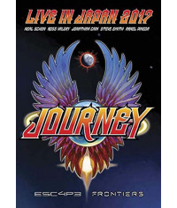 Journey: Escape & Frontiers - Live in Japan 2017 [DVD]