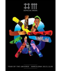 Depeche Mode: Tour of the Universe (Live in Barcelona) [2 DVD]