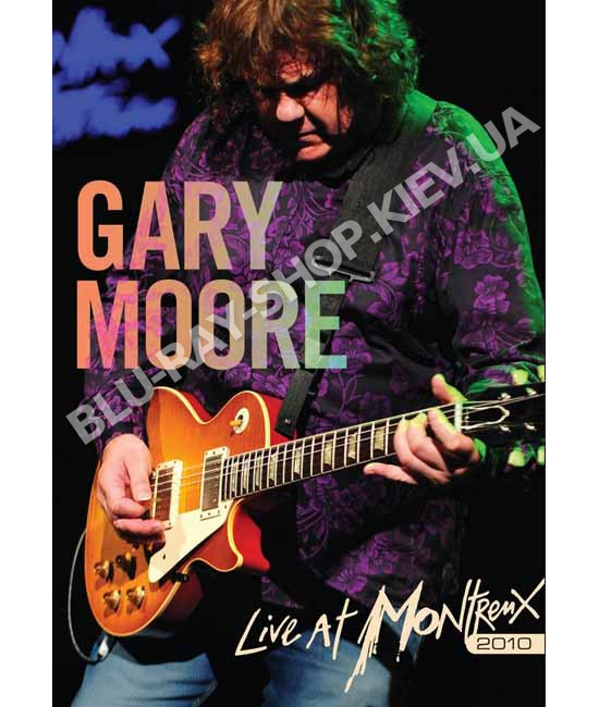 Gary Moore: Live At Montreux [DVD]