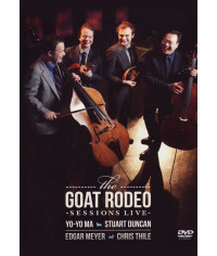 Chicken Dark - The Goat Rodeo Sessions Live [DVD]