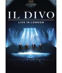 Il Divo: Live in London [DVD]