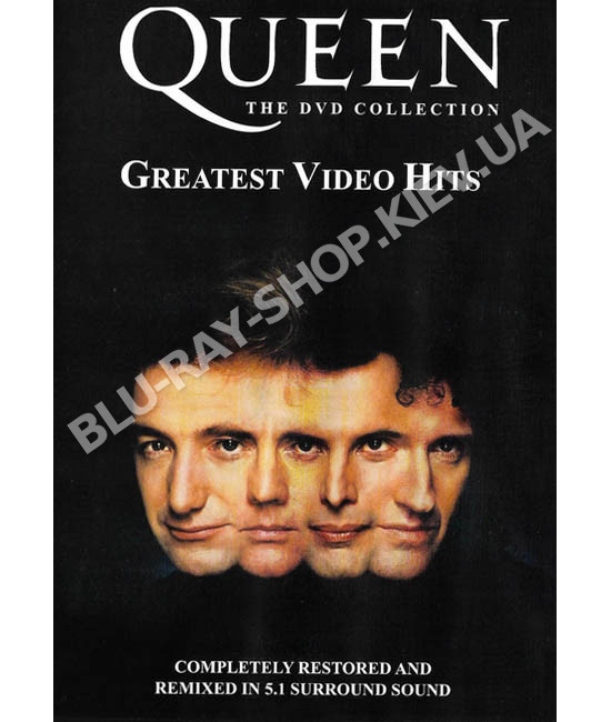 Queen -  Greatest Video Hits [4 DVD]