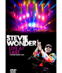 Stevie Wonder - Live at Last [DVD]