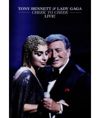 Tony Bennett & Lady Gaga: Cheek to Cheek Live! [DVD]
