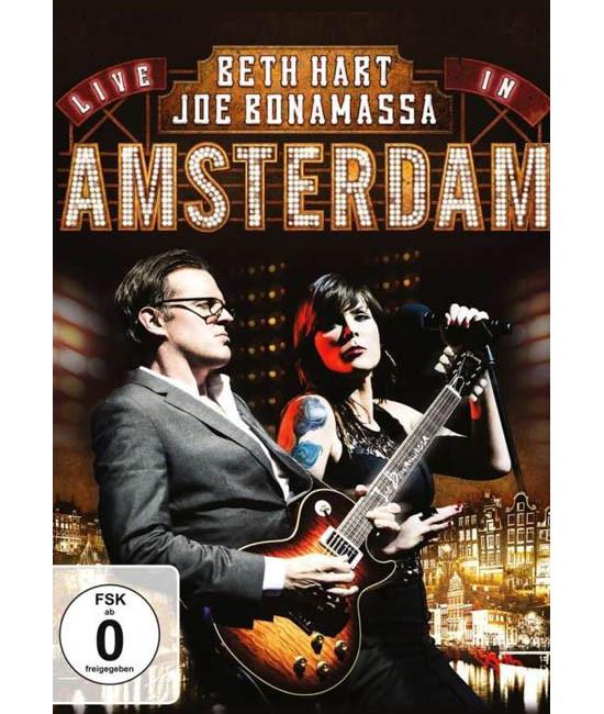Beth Hart & Joe Bonamassa - Live in Amsterdam [2 DVD]