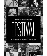 Festival - Folk Music at Newport, 1963-1966 [DVD]