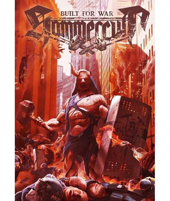 Hammercult - Built for War [DVD]