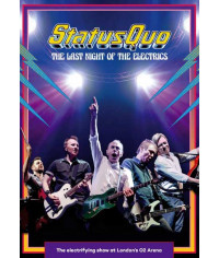 Status Quo - The Last Night Of The Electrics [DVD]