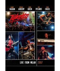 Tyketto - Live from Milan [DVD]