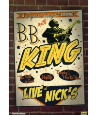 B.B. King - Live At Nick s (1983) [DVD]