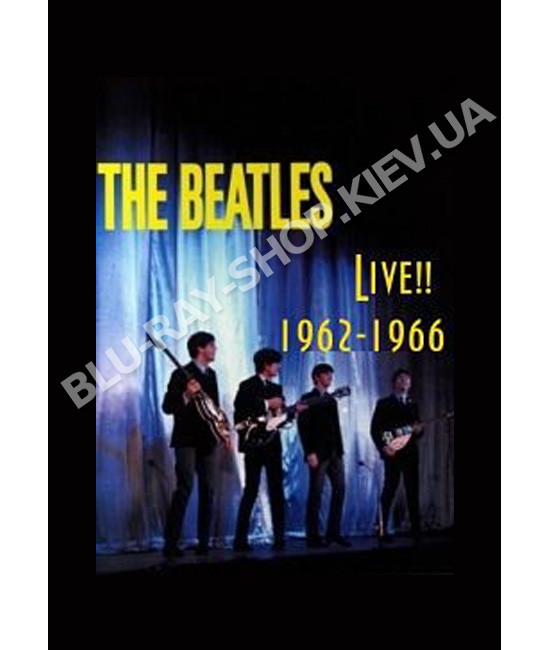 The Beatles - Live!! 1962-1966 [DVD]