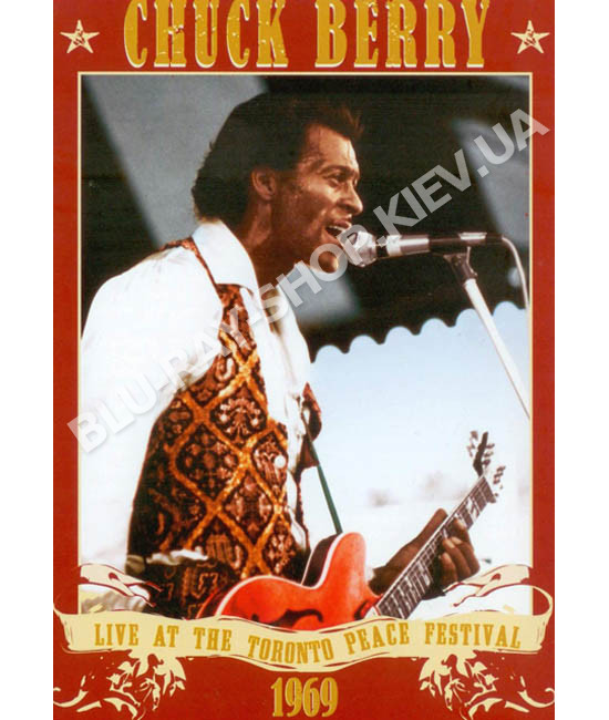 Chuck Berry - Live At The Toronto Peace Festival (1969) [DVD]