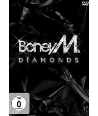 Boney M - Diamonds (40th Anniversary Box Set) [3 DVD]