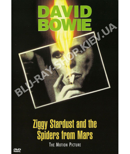 Ziggy Stardust and the Spiders From Mars [DVD]