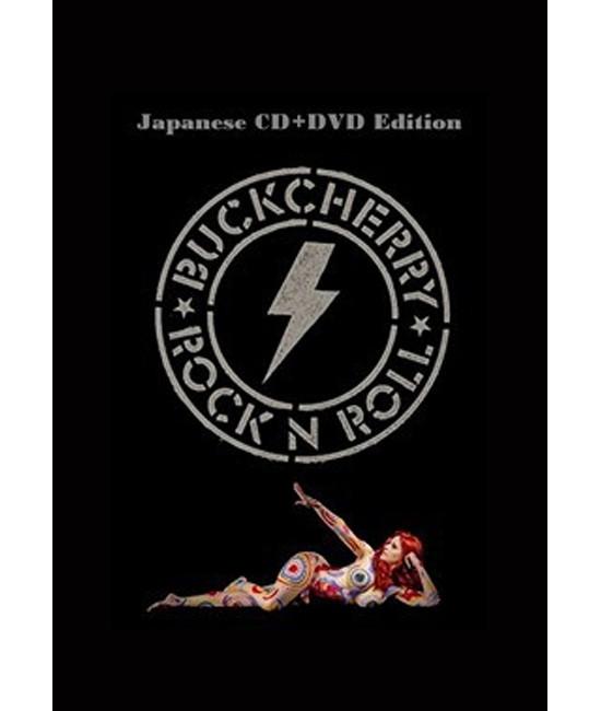 Buckcherry - Rock  N  Roll (Japanese CD+DVD Edition) [DVD]