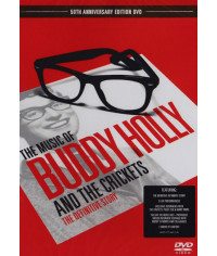 The Music of Buddy Holly and The Crickets: The Definitive Story [DVD]