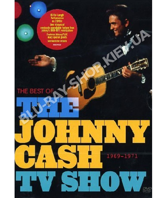 The Johnny Cash Show: The Best of Johnny Cash 1969-1971 [2 DVD]