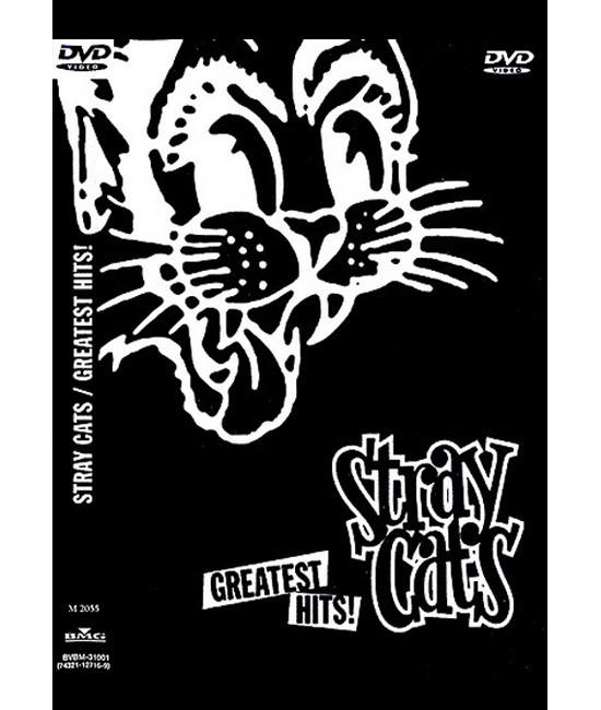 Stray Cats - Greatest Hits [DVD]
