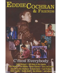 Eddie Cochran And Friends - C mon Everybody [DVD]