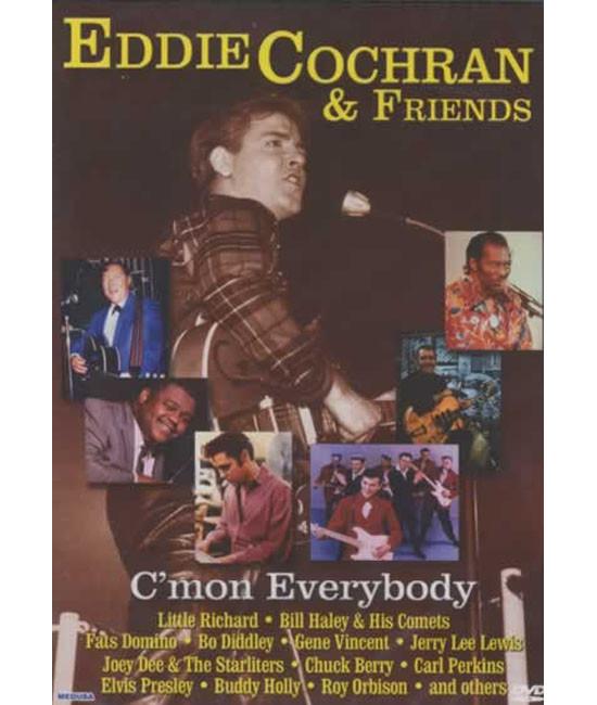 Eddie Cochran And Friends - C'mon Everybody [DVD]