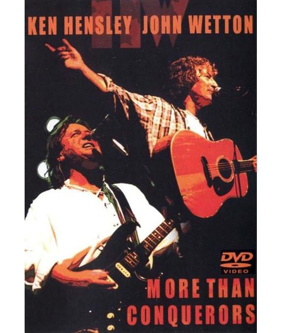 Ken Hensley and John Wetton - More Than Conquerors [DVD]