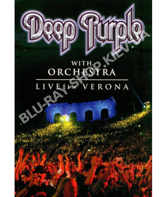 Deep Purple with Orchestra - Live in Verona [DVD]