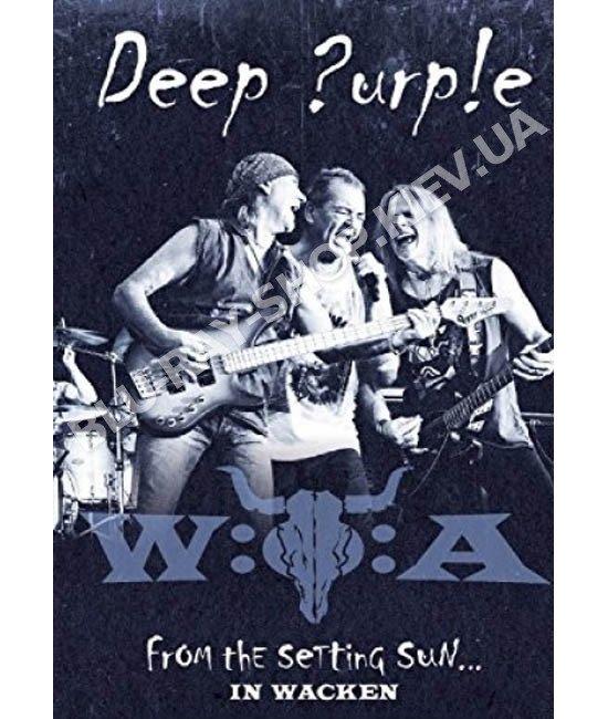 Deep Purple From the Setting Sun... in Wacken 2013 [DVD]