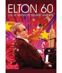 Elton John 60: Live at Madison Square Garden [DVD]