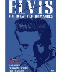 Elvis - The Great Performances [3 DVD]